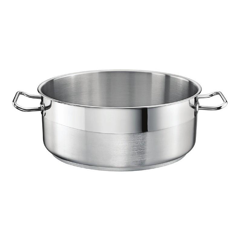 Hrnec nízký TOMGASt Silver 10,0 l