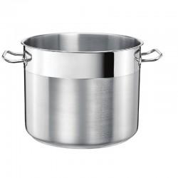 Hrnec vysoký TOMGAST Silver 35,5 l