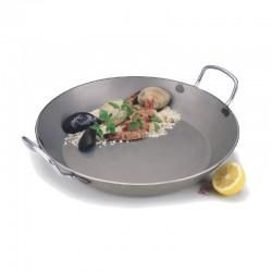 Pánev ocelová s úchyty pr. 50 cm